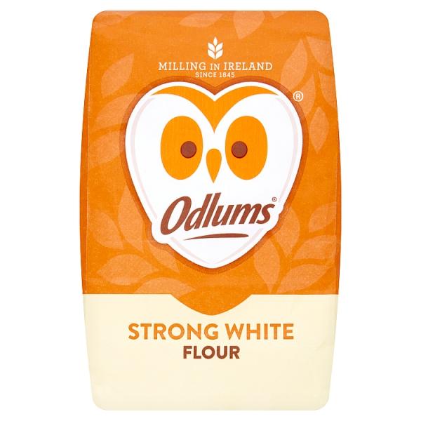 Odlums Strong White Flour