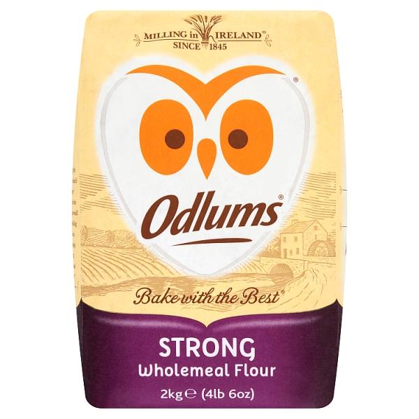 Odlums Strong Wholemeal Flour