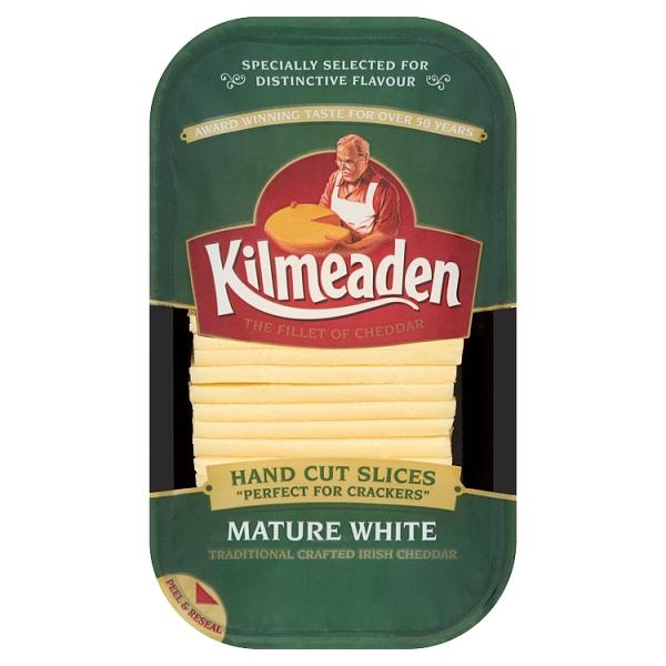 Kilmeaden Mature White Handcut Slices
