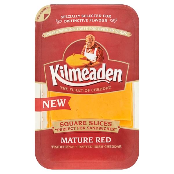 Kilmeaden Red Square Slices