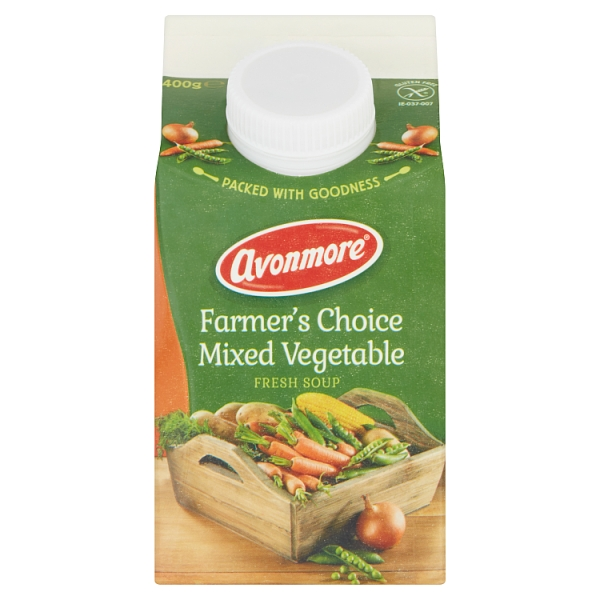 Avonmore Farmer's Choice Mixed Vegetable Soup