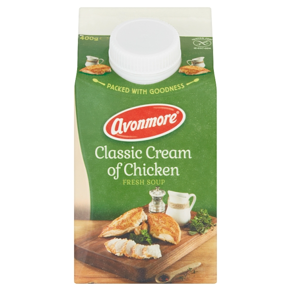 Avonmore Fresh Cream Of Chicken