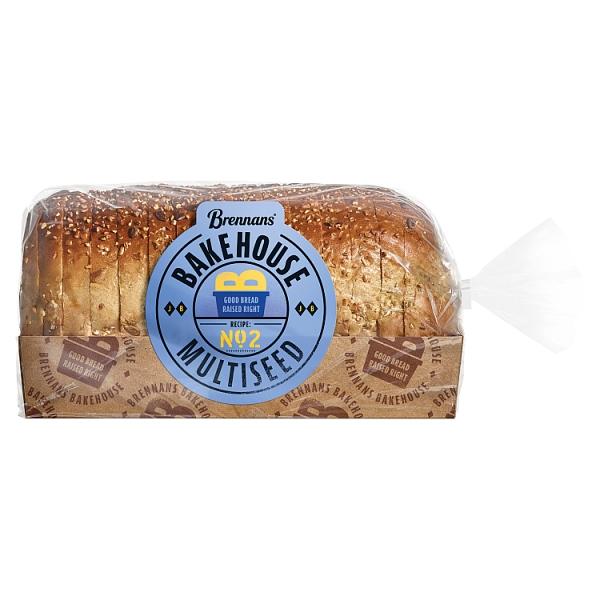 Brennans Bakehouse Multiseed