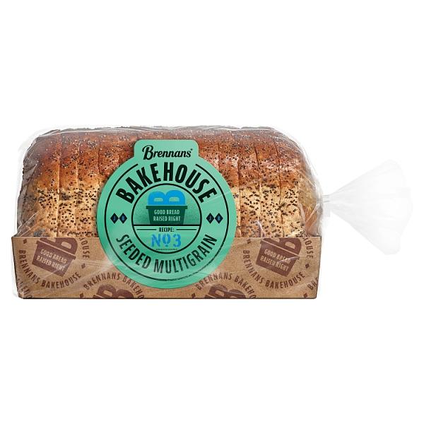 Brennans Bakehouse Seeded Multigrain