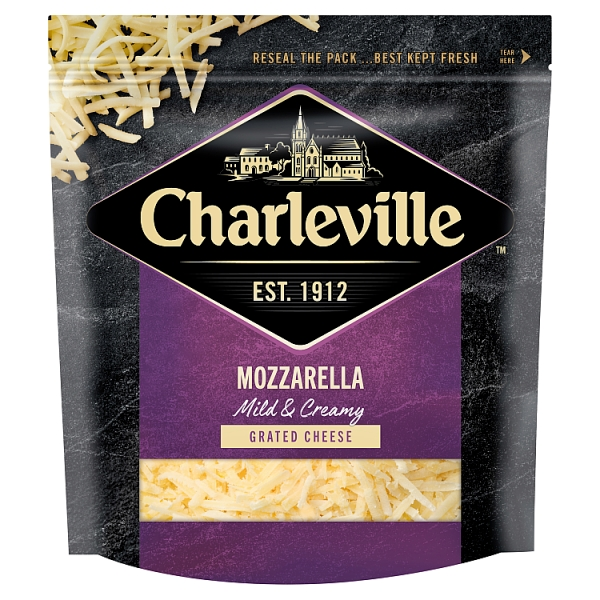 Charleville Grated Mozzarella