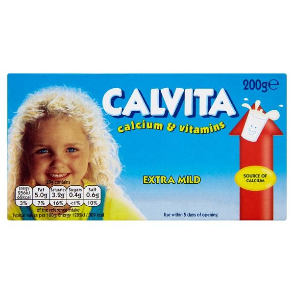 Calvita Extra Mild Cheese