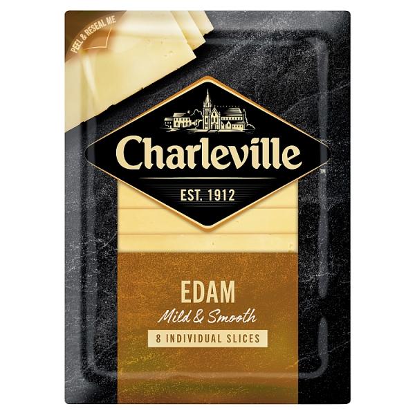 Charleville Edam Slices