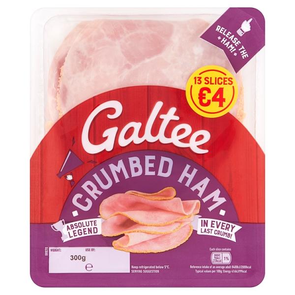 Galtee Big Buy Crumbed Ham