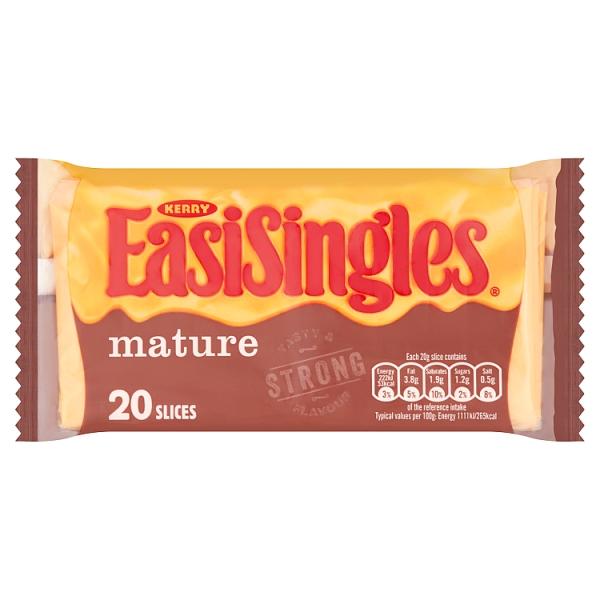 Easisingles Mature 20 Slices