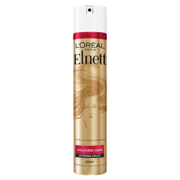 L'Oreal Elnett Coloured Hair Strong Hold Hairspray