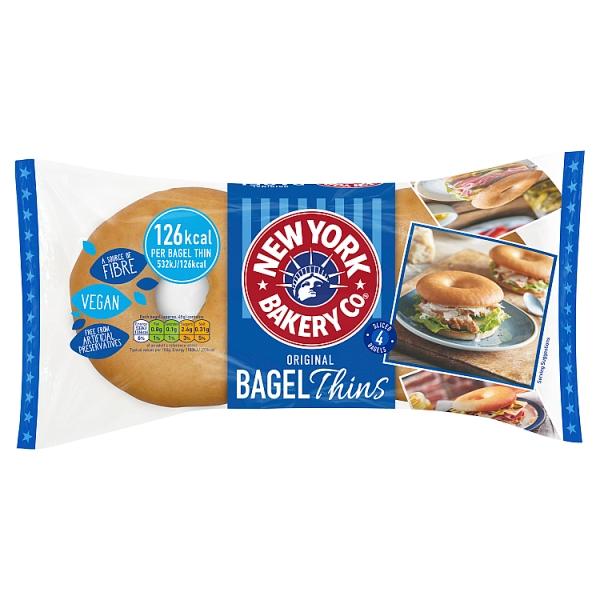 Nyb Original Bagel Thins