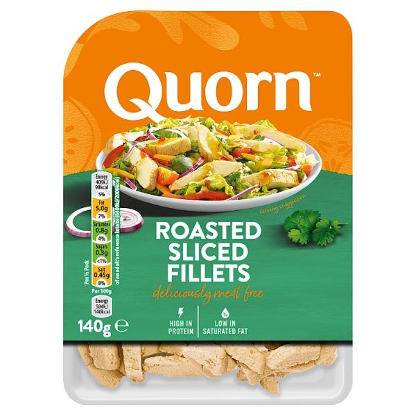 Quorn Roast Sliced Fillets