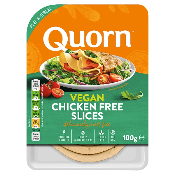 Quorn Vegan Chicken Slices