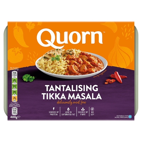 Quorn Tantalising Tikka Masala