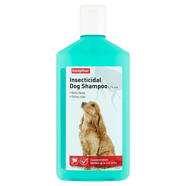 Sherleys Insecticidal Dog Shampoo 250 Ml