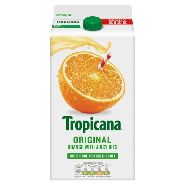 Tropicana Orange Juice Original