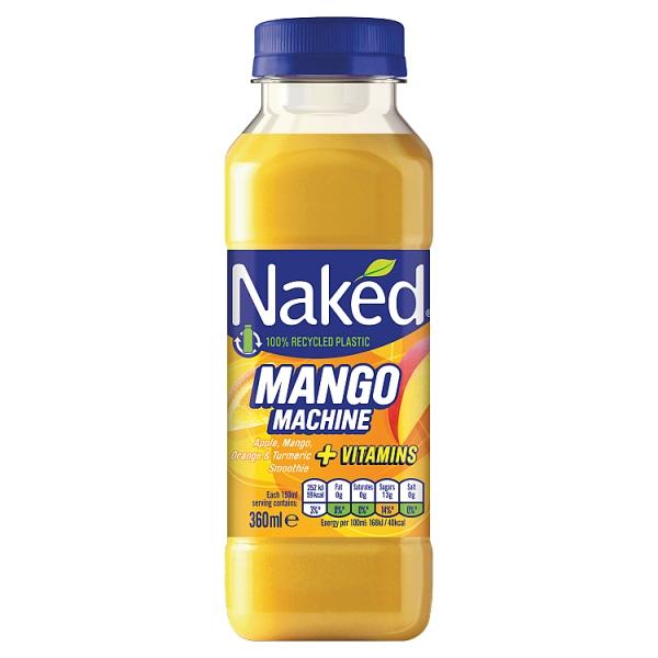 34839863c Naked Mango Machine Juice Smoothie (360 Millilitre)
