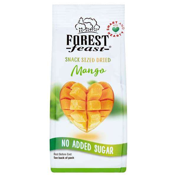 Forest Feast Snack Sized Dried Mango