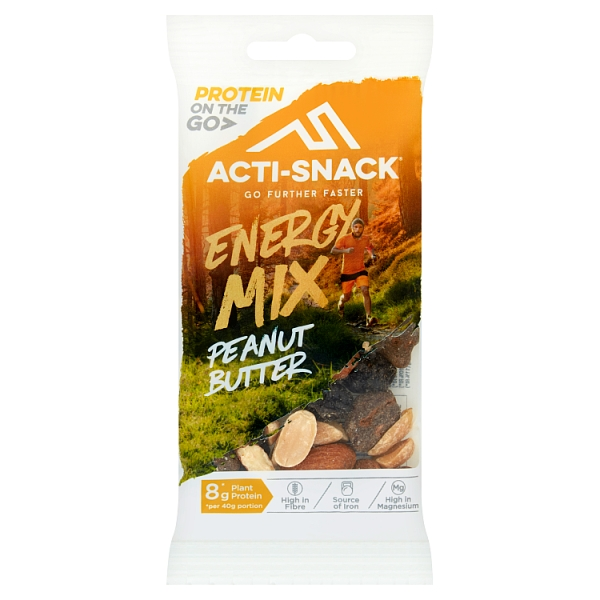 Acti-Snack Peanut Butter Energy Mix