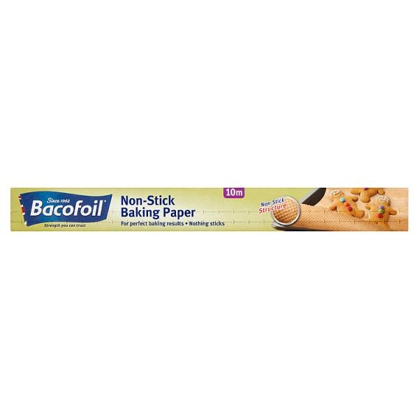 Bacofoil Non Stick Baking Paper