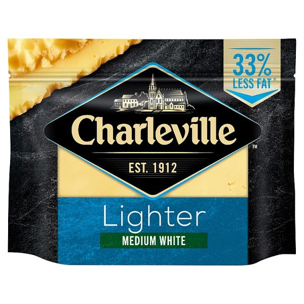 Charleville Lighter White Cheddar