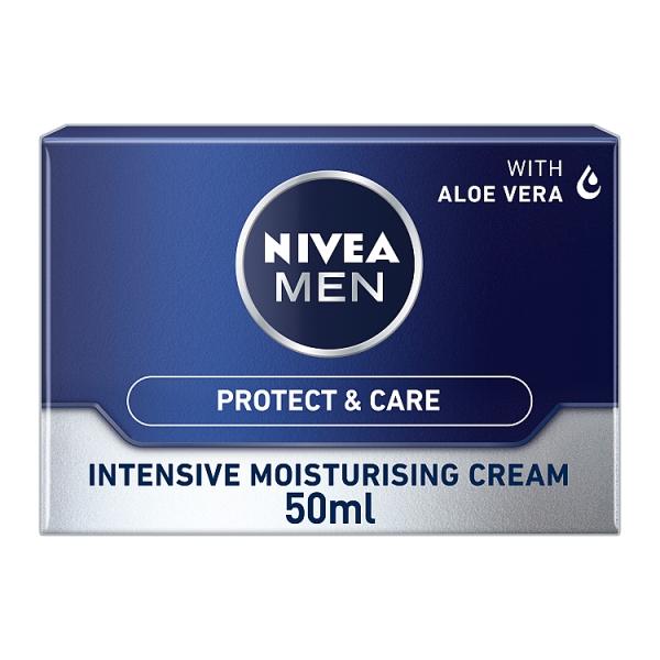 Nivea For Men Intensive Moisturising Cream (50 Millilitre)