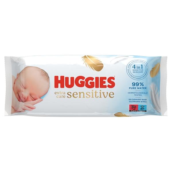 Huggies Baby Pure Wipes by Huggies