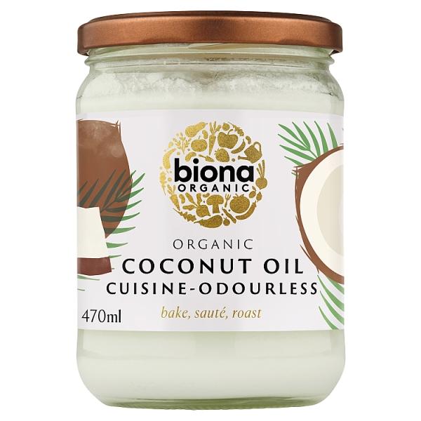 Biona Organic Mild Coconut Oil