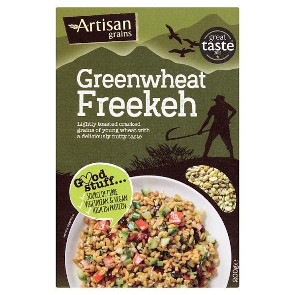 Artisan Greenwheat Freekeh