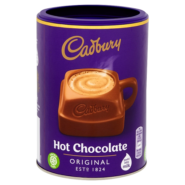 Cadbury Drinking Chocolate Recipes