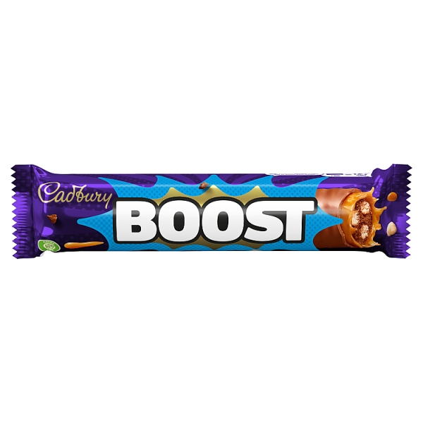 Boost Chocolate Bar Ingredients