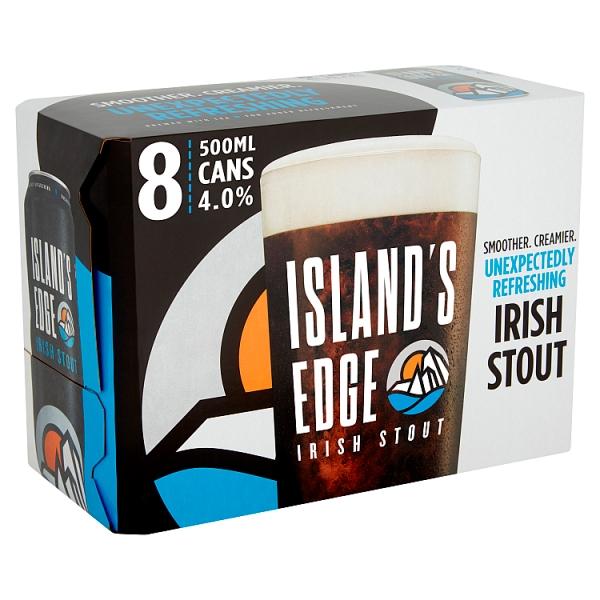 Island's Edge 8pk Can