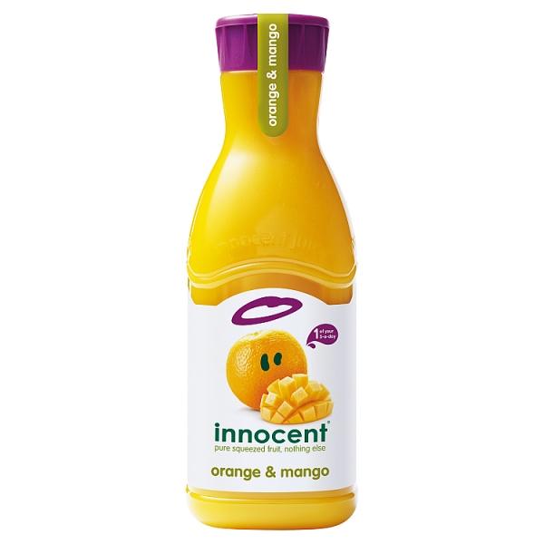 72c560c03 Innocent Orange & Mango Juice (900 Millilitre)