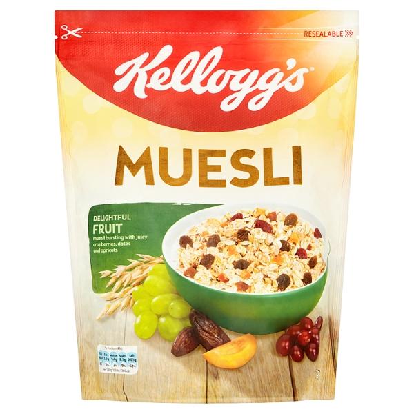 Kellogs Knusper Müsli