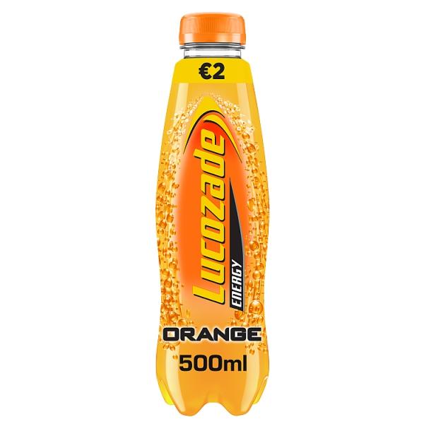 Lucozade Energy Orange Drink
