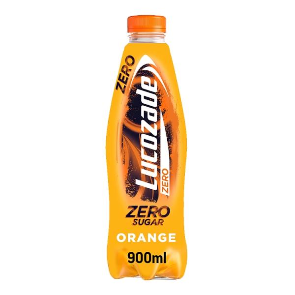 Lucozade Zero Orange