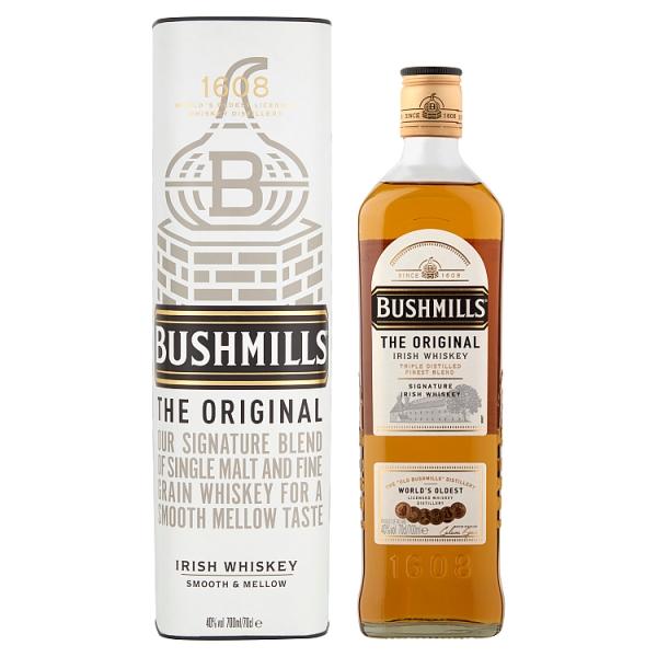Bushmills Triple Distilled Irish Whiskey