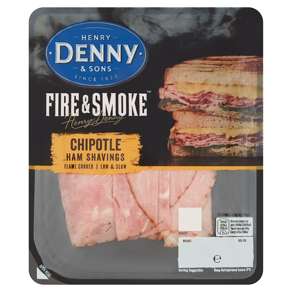 Fire & Smoke Ham Limited Edition