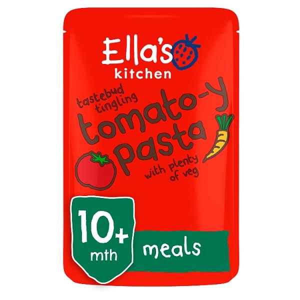 Ella's Kitchen Tomato Pasta 10+ Months