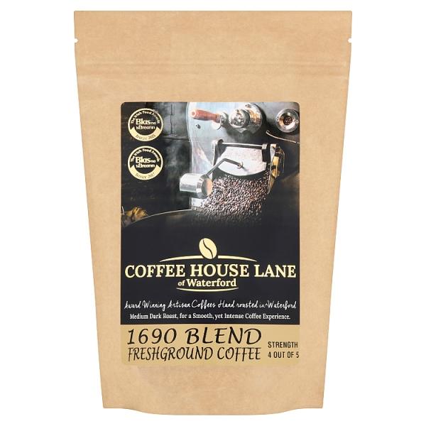 Coffee House Lane 1690 Blend Freshground Coffee