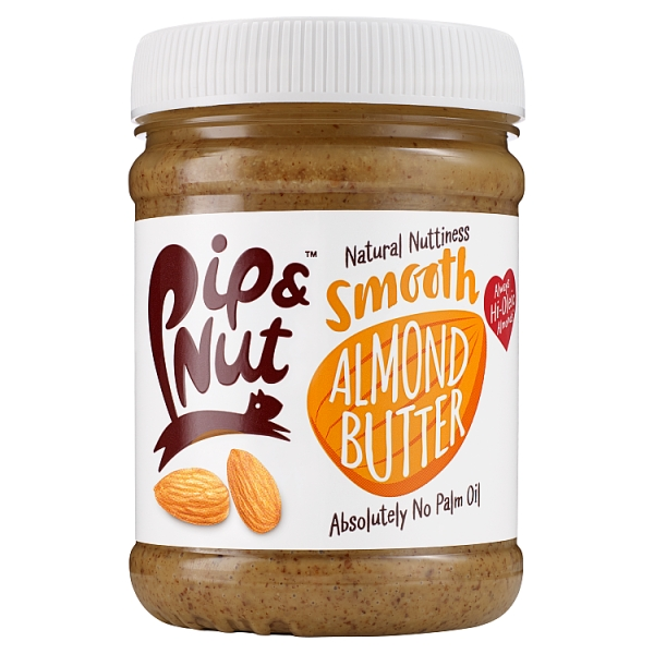 Pip & Nut Smooth Almond Butter