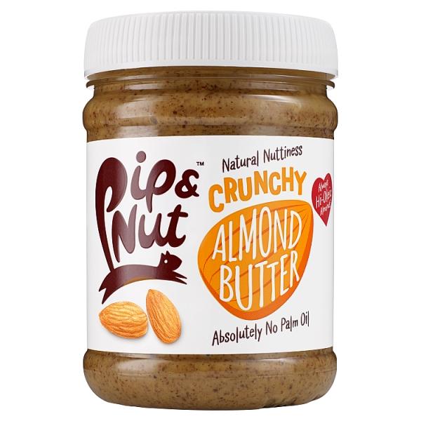 Pip & Nut Crunchy Almond Butter