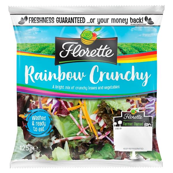 Florette Rainbow Crunchy Salad