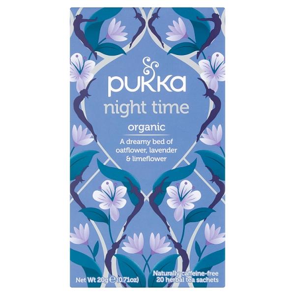 Pukka Night Time Organic Tea 20 Pack