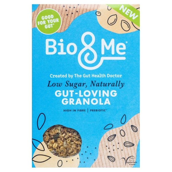 Bio & Me Low Sugar Gut-loving Granola
