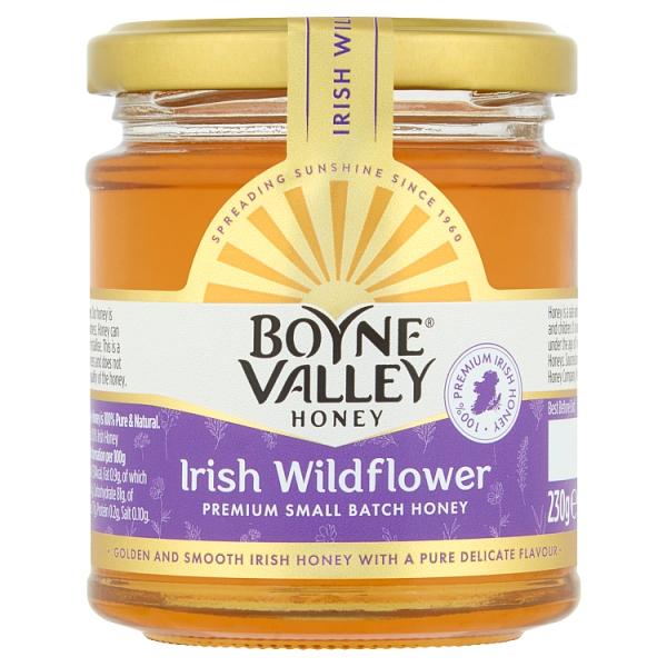 Boyne Valley Irish Wildflower Honey