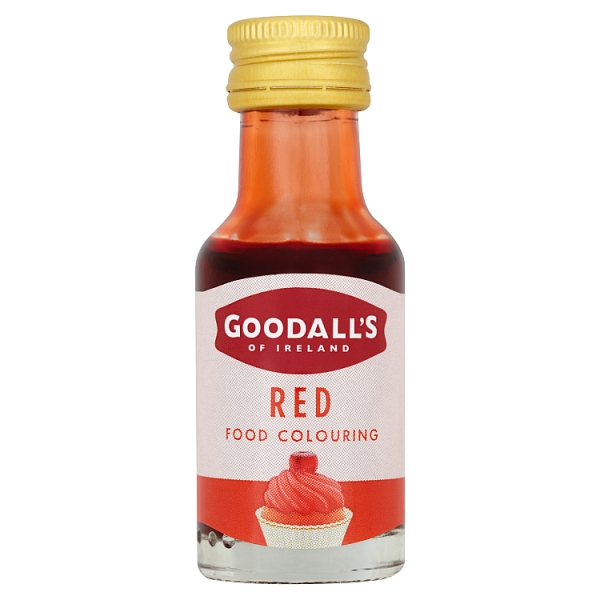 Goodalls Colouring Red (25 Millilitre)