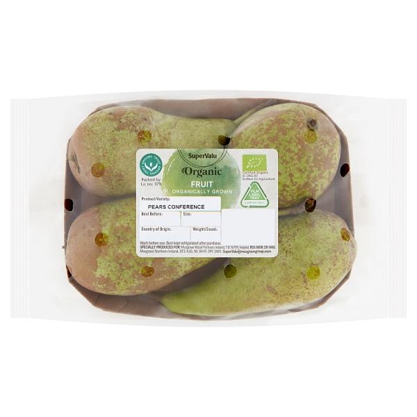 SuperValu Organic Pears