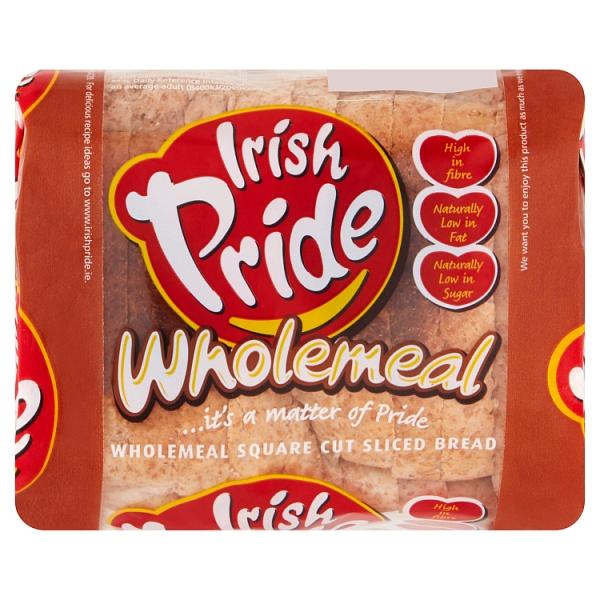 Irish Pride Wholemeal Half Pan
