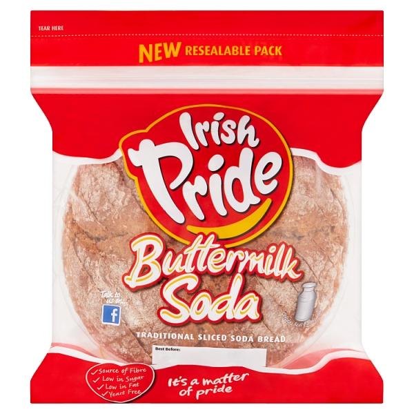 Irish Pride Buttermilk Soda Bread